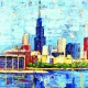 Chicago Skyline, 2017