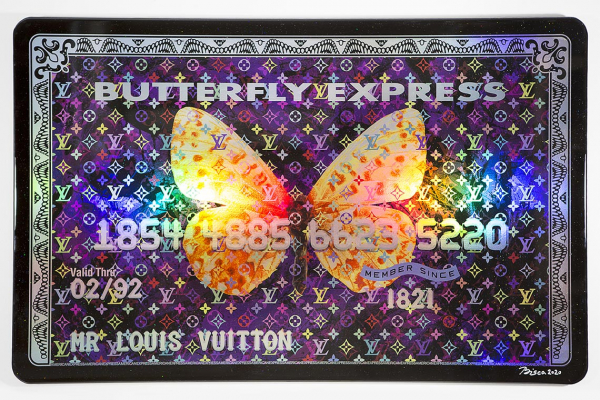 Butterfly Express Yellow